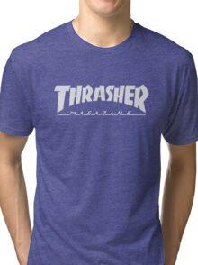 Thrasher Magazine Tri-blend T-Shirt