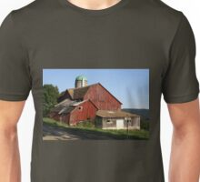 Dilapidated Barn Unisex T-Shirt