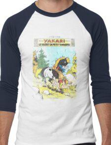 The Secret Little Thunder Men's Baseball ¾ T-Shirt