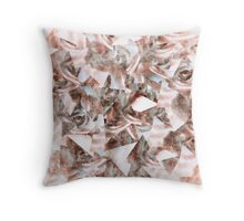 Abstract 191 Throw Pillow
