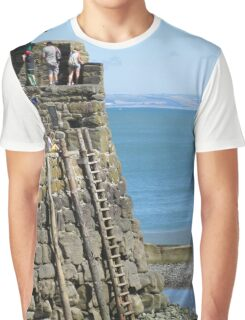 Tide's Out Graphic T-Shirt