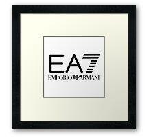 Emporio Armani EA7 Framed Print