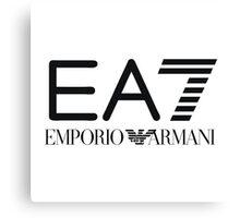 Emporio Armani EA7 Canvas Print