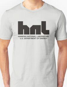 Hawkins National Laboratory Unisex T-Shirt