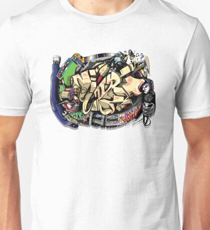 Super Sonic Hip Hop ball  Unisex T-Shirt