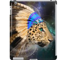 Fight For What You Love (Chief of Dreams: Amur Leopard) iPad Case/Skin
