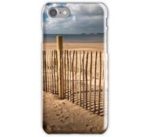 Swansea Bay dune defence iPhone Case/Skin
