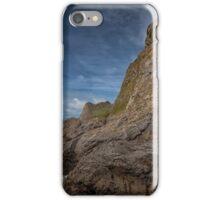 Paviland coastline Gower iPhone Case/Skin