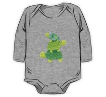 Turtle Stack One Piece - Long Sleeve