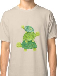 Turtle Stack Classic T-Shirt