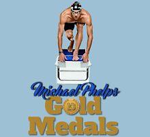 Michael Fred Phelps II Unisex T-Shirt