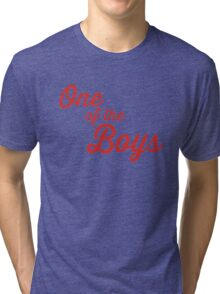 One of the Boys Ghostbusters Tri-blend T-Shirt