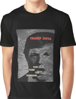 Trump Vision 2016. Graphic T-Shirt