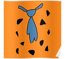 Fred Flintstone  CostumeFred Flintstone  Costume Poster
