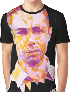 MCA Is A Hero Graphic T-Shirt