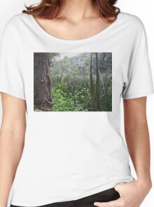 Peaceful Surroundings Women's Relaxed Fit T-Shirt