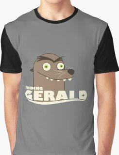 find gerald Graphic T-Shirt