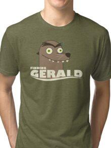 find gerald Tri-blend T-Shirt