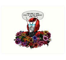 Ratchet: Sassmaster Extraordinaire Art Print