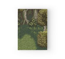 Chrono Trigger - Guardia Forest Hardcover Journal