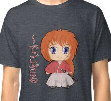 Chibi Kenshin ~ De Gozaru Classic T-Shirt