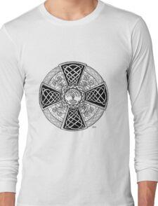 Celtic mandala Long Sleeve T-Shirt