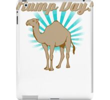 Funny Hump Day Camel iPad Case/Skin