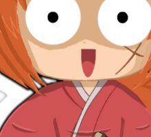 Chibi Kenshin - ORO? Sticker