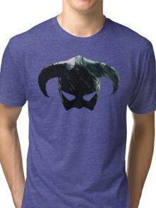 Dragon Born Helmet Tri-blend T-Shirt
