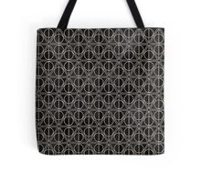 Deathly Hallows Pattern  Tote Bag