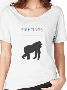 Harambe Sighted Women's Relaxed Fit T-Shirt