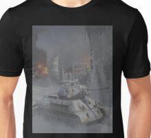 T34 WW2 tank Unisex T-Shirt