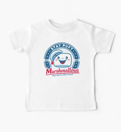 Marshmallows Baby Tee
