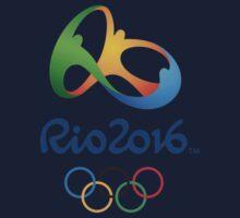 olimpiade rio 2016  Kids Tee