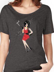 Cartoon Amy Women's Relaxed Fit T-Shirt