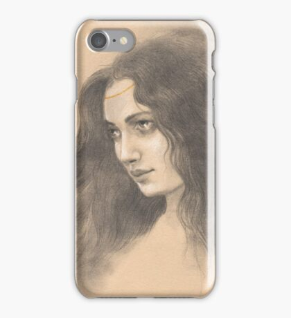 Morgana Le Fey iPhone Case/Skin