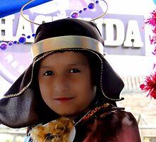 Cuenca Kids 481 by Al Bourassa