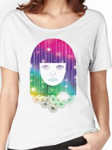 Space Girl Women's Relaxed Fit T-Shirt