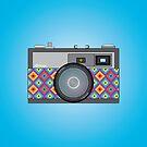 Retro Camera by MrAparagi