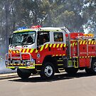 Schofields 1 Alpha - New South Wales Rural Fire Service by Tim Pruyn