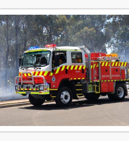 Schofields 1 Alpha - New South Wales Rural Fire Service Sticker
