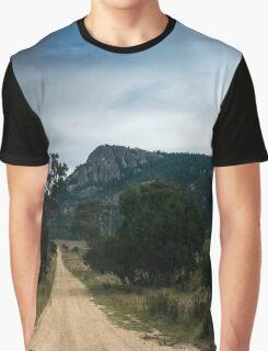To The Peak. MacFarlane Lookout Graphic T-Shirt