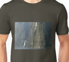 The hills in New Zealand are high! Unisex T-Shirt