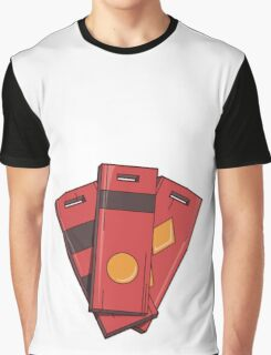 Spirited Away Tags Graphic T-Shirt