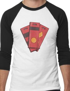 Spirited Away Tags Men's Baseball ¾ T-Shirt