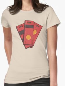 Spirited Away Tags Womens Fitted T-Shirt