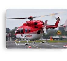 Rescue 22 - EC145 Canvas Print