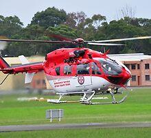 Rescue 22 - EC145 by Tim Pruyn