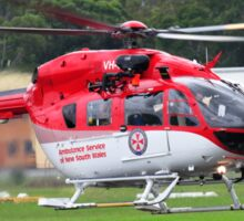 Rescue 22 - EC145 Sticker
