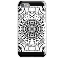 Every Day is Leg Day Poster iPhone Case/Skin